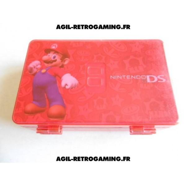 Valise de Transport Mario pour Nintendo DS Lite