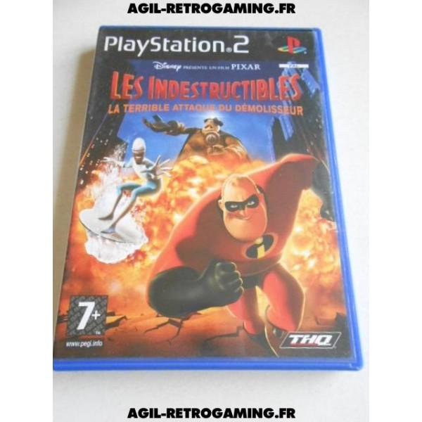 Les Indestructibles: La Terrible Attaque du Démolisseur