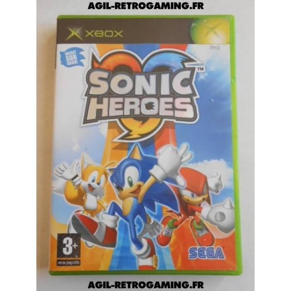 Sonic Heroes sur xbox