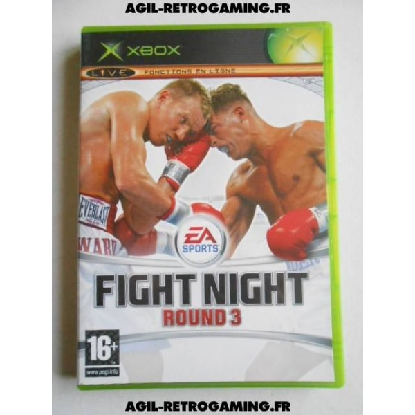 Fight Night Round 3 sur xbox