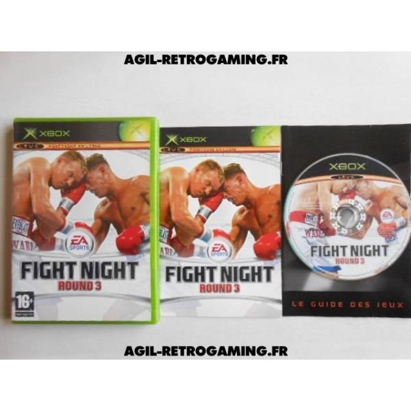 Fight Night Round 3 sur xbox