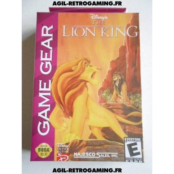 Le Roi Lion sur Game Gear