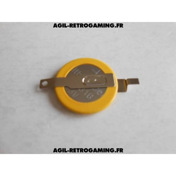 Pile neuve pour cartouche GBA/GBC - CR1616