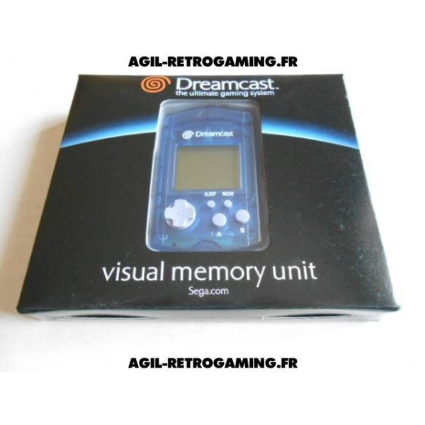 Visual Memory Unit pour Dreamcast
