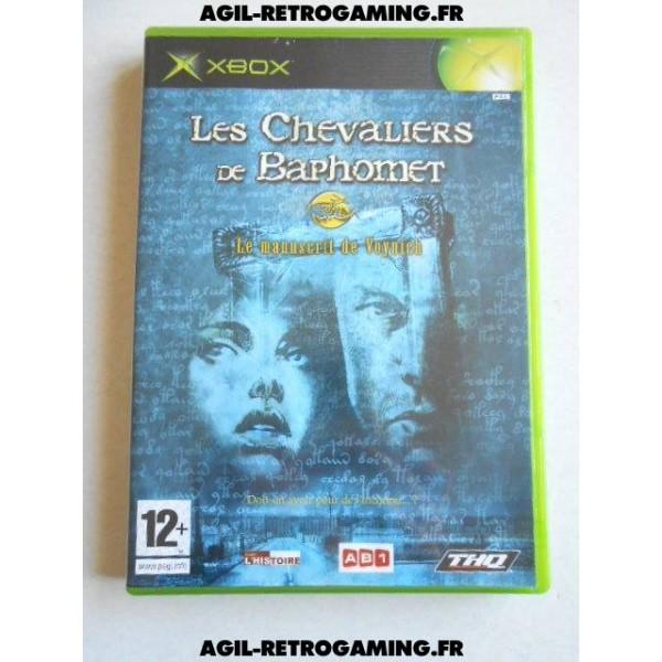 Les Chevaliers de Baphomet Xbox