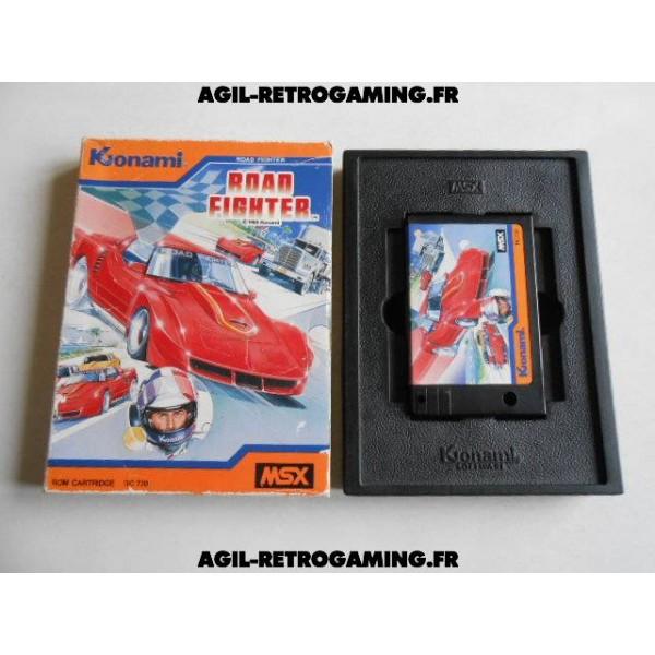 Road Fighter - MSX