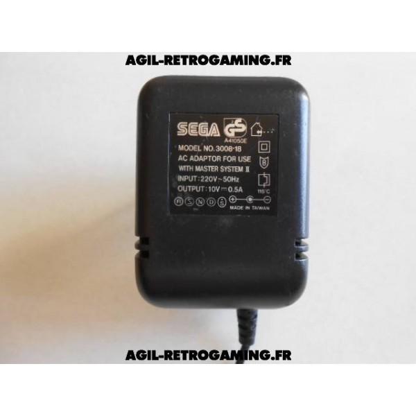 Adaptateur Secteur Sega Master-System 2 Officiel