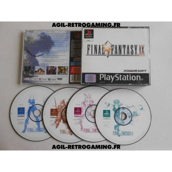 Final Fantasy IX sur PS1