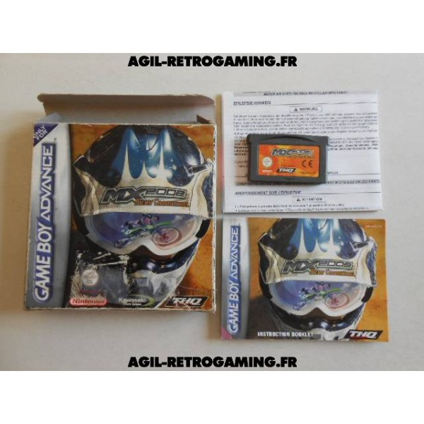Mx 2002 GBA