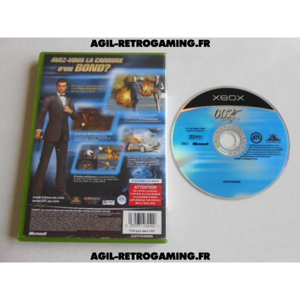 James Bond 007 Nightfire Xbox
