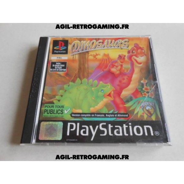 Dinosaurs PS1