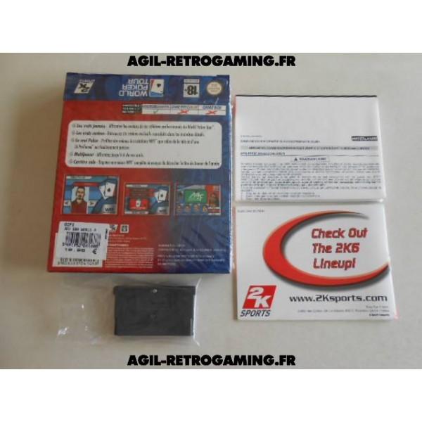 World Poker Tour 2K6 pour Game Boy Advance