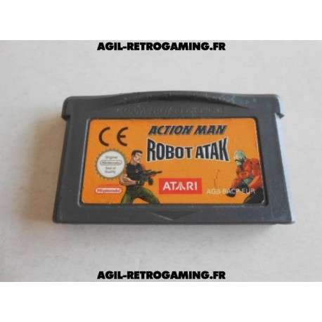 Action Man Robot Attak