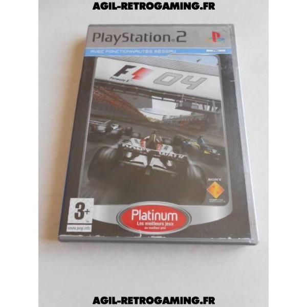 Formula One 04 PS2