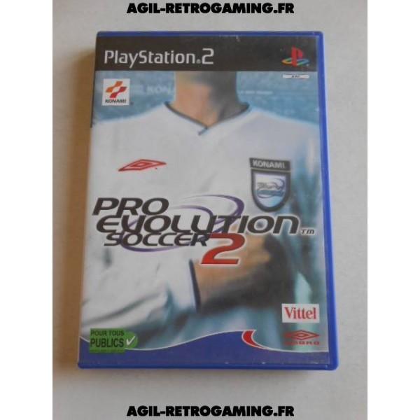 Pro Evolution Soccer 2 PS2