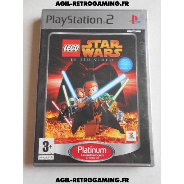LEGO Star Wars : Le Jeu Vidéo PS2
