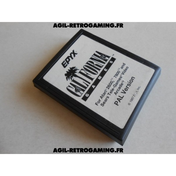 California Games - Atari