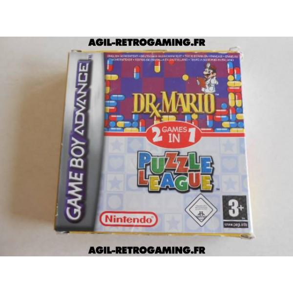 Dr. Mario & Puzzle League GBA