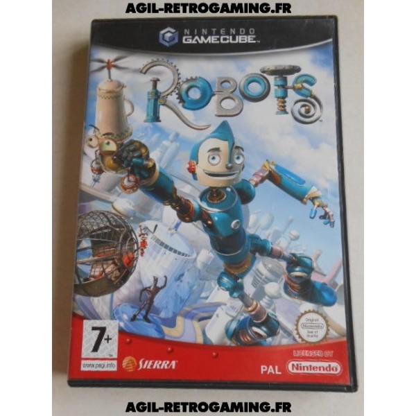 Robots pour GameCube