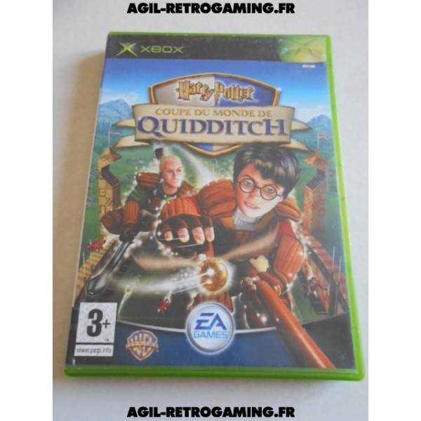 Harry Potter: Coupe du Monde de Quidditch Xbox