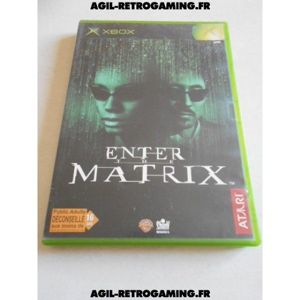 Enter the Matrix Xbox