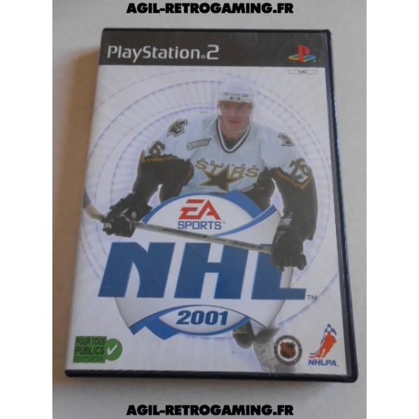 NHL 2001 sur PS2
