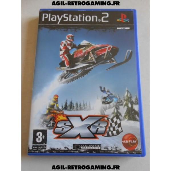 SXR: Snow X Racing