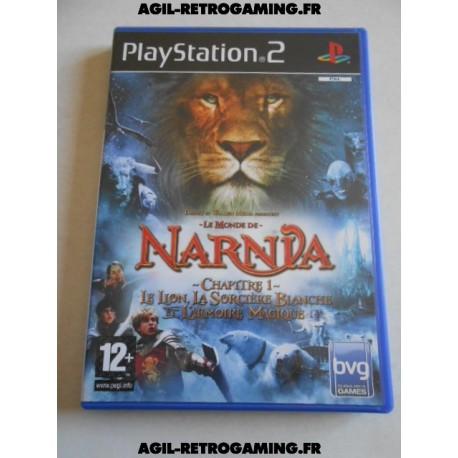 Le Monde de Narnia Chapitre 1 PS2