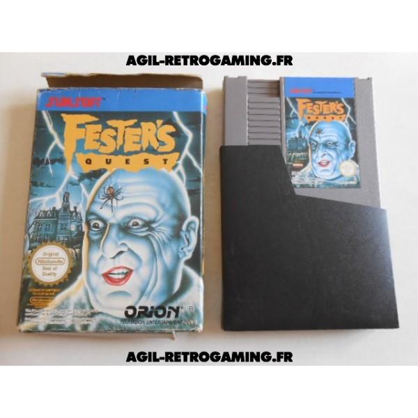 Fester's Quest NES