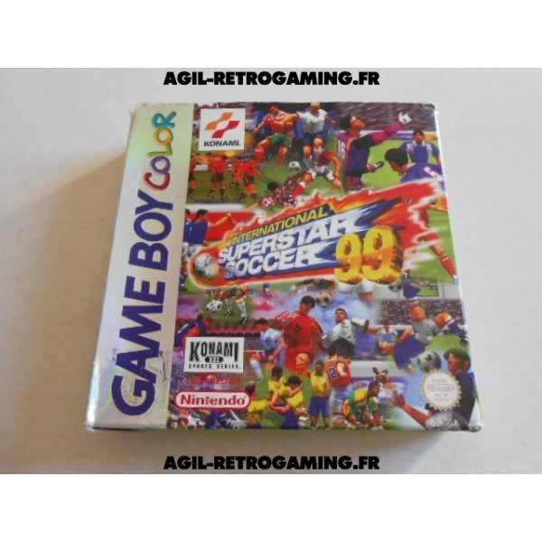 International Superstar Soccer 99 GBC