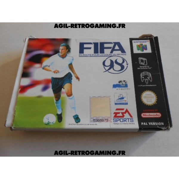 FIFA 98 sur N64