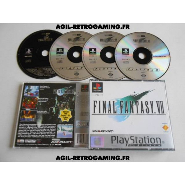 Final Fantasy VII pour Playstation