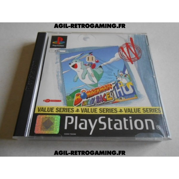 Bomberman Fantasy Race PS1