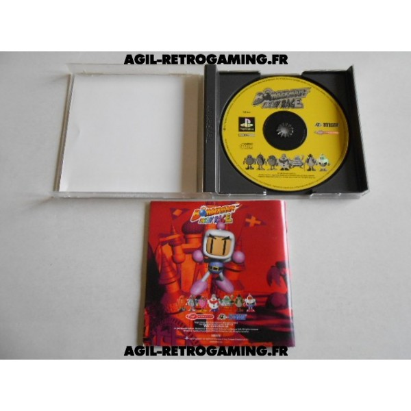 Bomberman Fantasy Race PS1