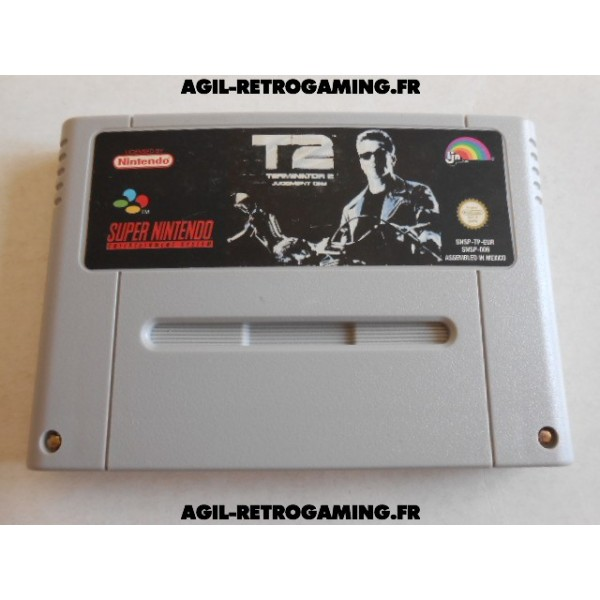 T2 Judgment Day SNES