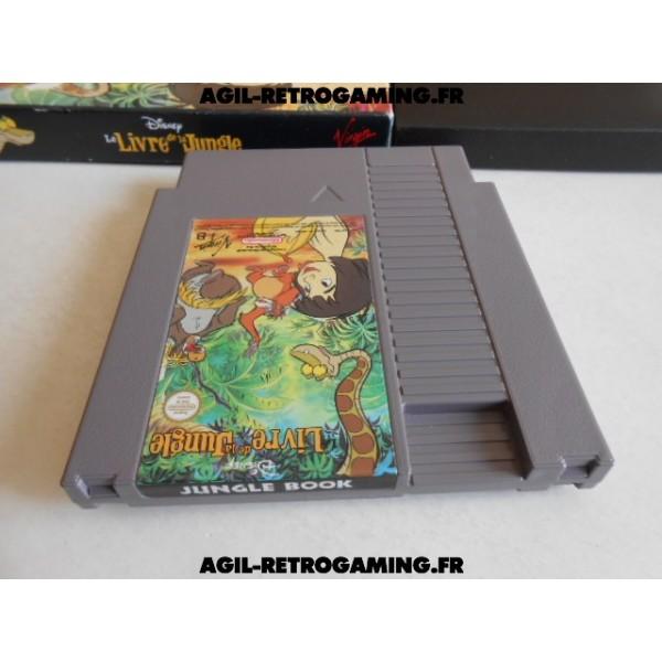 Le Livre de la Jungle NES