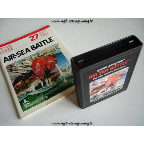 Air Sea Battle Atari