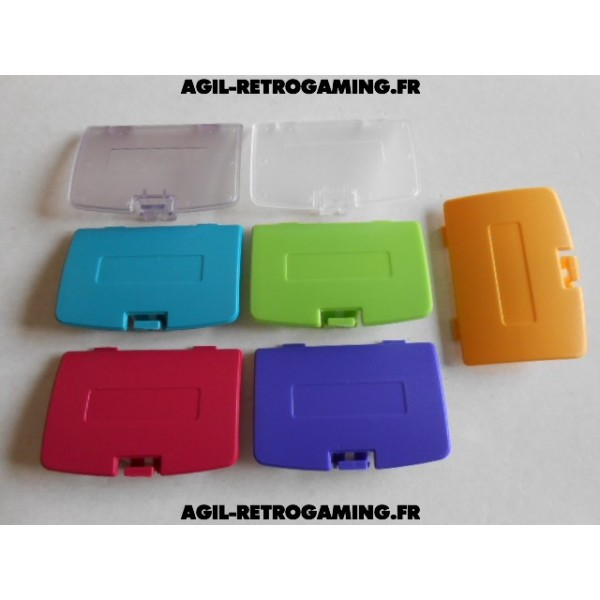Cache Piles Game Boy Color Agil Retrogaming