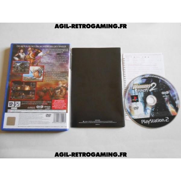 Warriors Orochi 2 pour PS2
