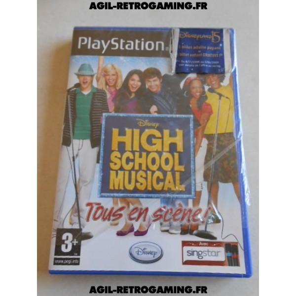 High School Musical Tous en Scène !