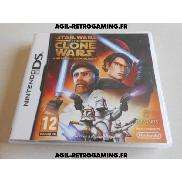 Star Wars The Clone Wars Les Héros de la République