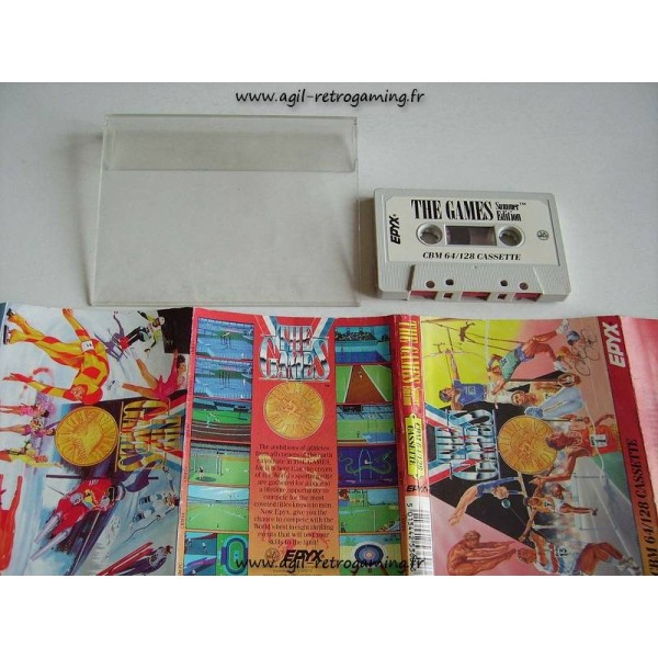 The Games - Commodore 64