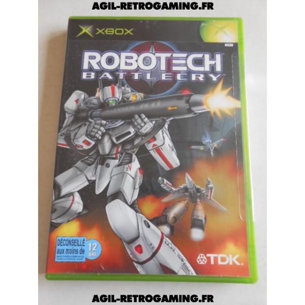 Robotech Battlecry