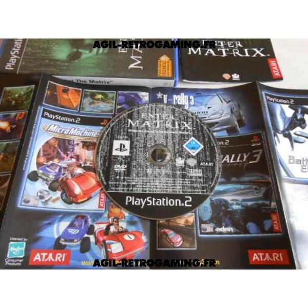 Enter the Matrix PS2