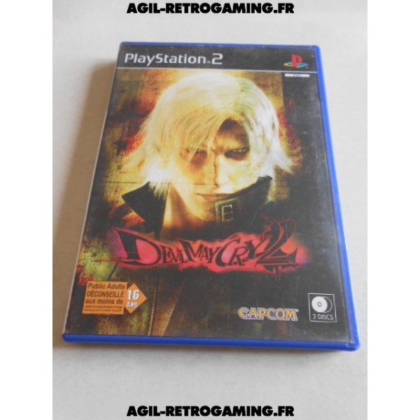 Devil May Cry 2 pour Playstation 2