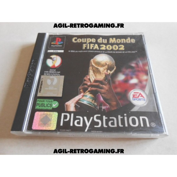 Coupe du Monde FIFA 2002 PS1