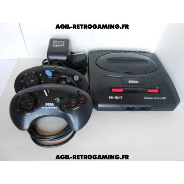 Sega Megadrive II en boite