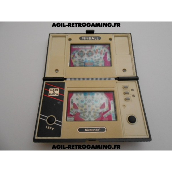 Nintendo Game & Watch - Pinball