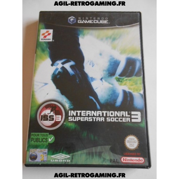International Superstar Soccer 3 NGC