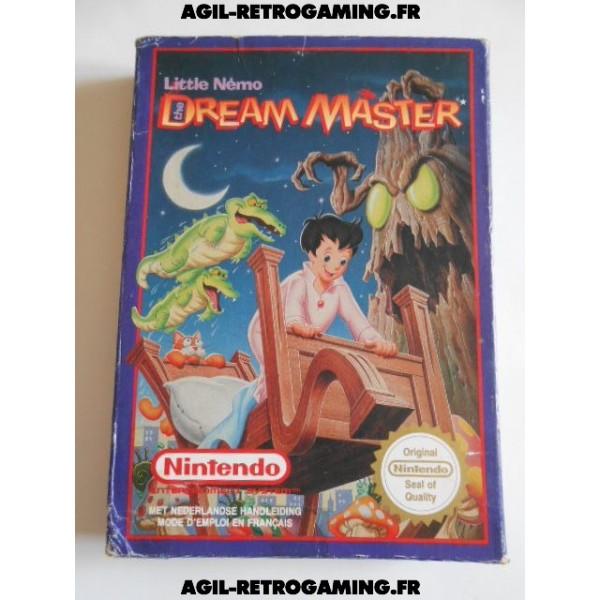 Little Némo - Dream Master NES